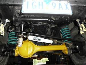 1991 Nissan Patrol Wagon Turbo & inter cooler on dual fuel Nagambie Strathbogie Area Preview