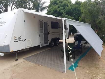 2009 Jayco Sterling 24ft Caravan - sleeps 4-6 Forestville Warringah Area Preview