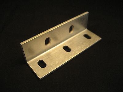 Aluminum Corner Bracket 4 X1.25 18 Slot 5 Hole T 90 Gusset Solar Panel 10 Angle