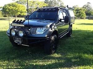 2012 Nissan Navara Tourer Bracken Ridge Brisbane North East Preview