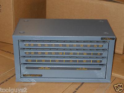Huot Reamer Holds 116 To 12 Dispenser Organizer Cabinet 13410 New