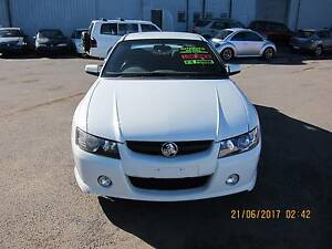 2006 Holden Commodore SS VZ Auto Sedan V8 6.0ltr WHITE Colour Fyshwick South Canberra Preview