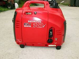 In Excellent Condition Honda Inverter EU10i Silent Generator Manly Brisbane South East Preview
