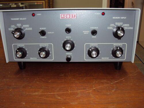 Robot Research Model 400 SSTV Slow Scan Television Converter ham radio used