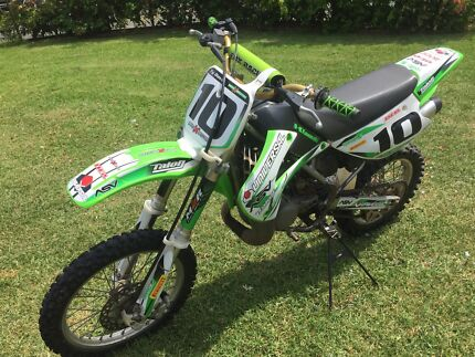 KX 85 Dirt Bike