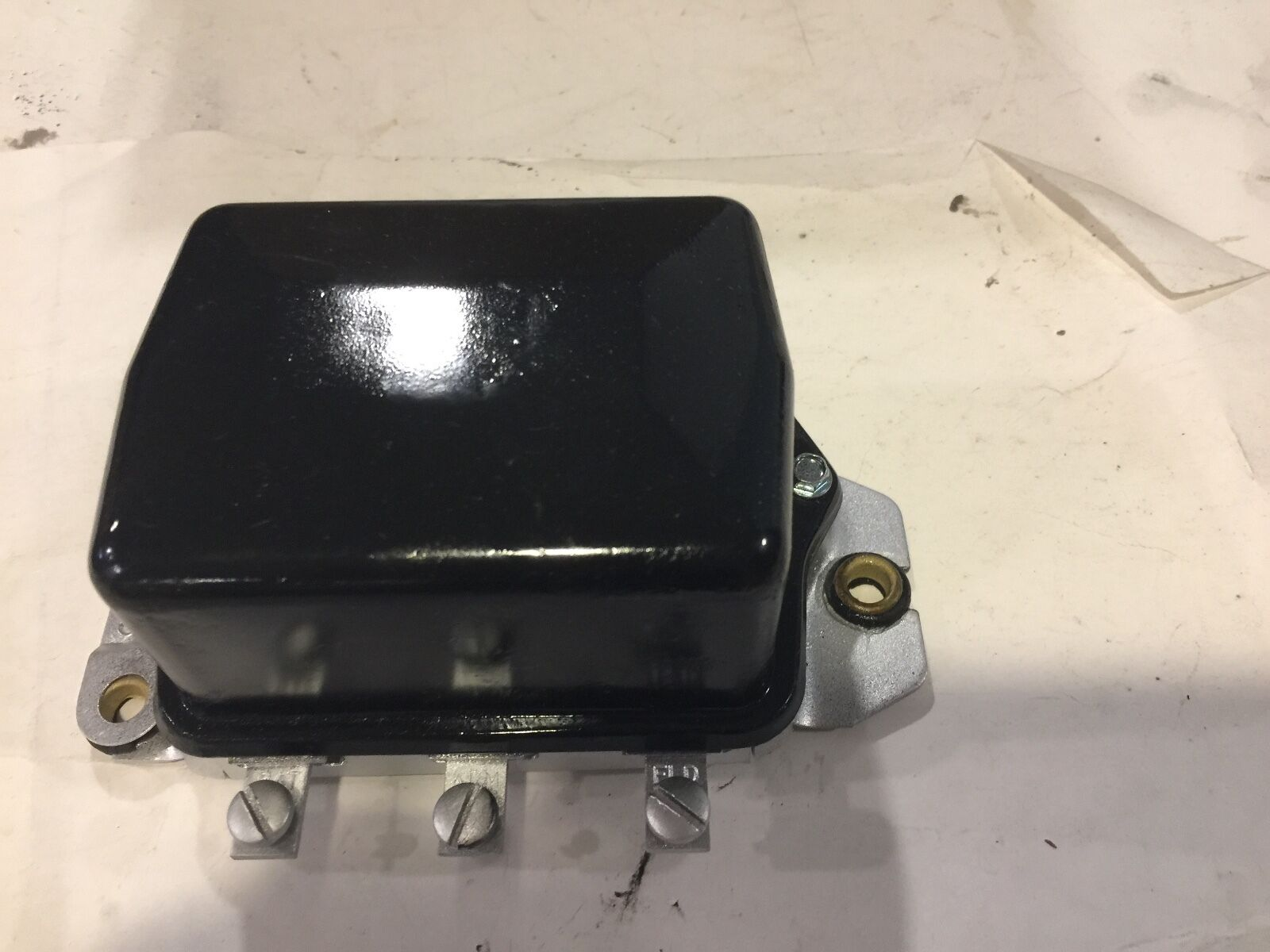 Used Chevrolet Corvette Voltage Regulators For Sale Chevy Regulator Vintage Made In Usa 1955 1963 Buick Cadillac