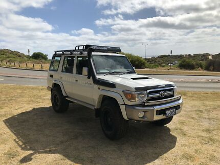 Toyota landcruiser 76series GXL Osborne Park Stirling Area Preview
