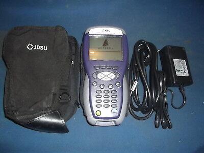 Jdsu 6000b Digital Service Activation Catv Test Set Meter Docsis 2.0 Wcharger