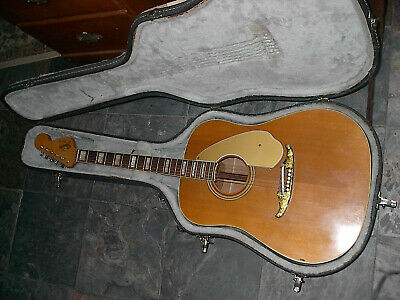 1967 Fender Kingman acoustic guitar
