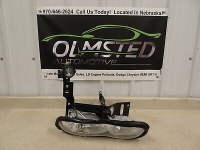 98 02 Chevrolet Camaro SS Driver Headlight Assembly OEM GM Left LH Lamp Fog