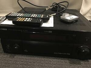 Yamaha AV Receiver Amplifier RX-V3800 Coomera Gold Coast North Preview