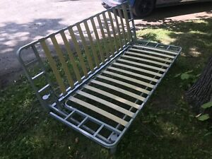 Futon Frame Only Or Beds Mattresses In Ottawa