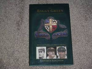THE BAGGY GREEN , HISTORY OF A SPORTING ICON . CRICKET . Redland Bay Redland Area Preview