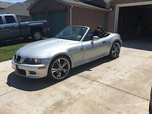 2001 BMW Z3 Roadster Convertible 2.5l