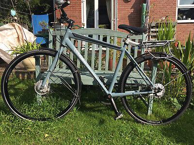 Trek Soho belt drive bike