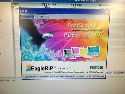 Eagle Founders Rip With Lino Interface