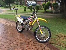 2008 RMZ450 Wetherill Park Fairfield Area Preview
