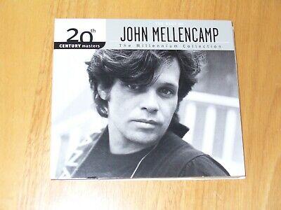 John Mellencamp - 20th Century Masters: Best of ECO digipak promo