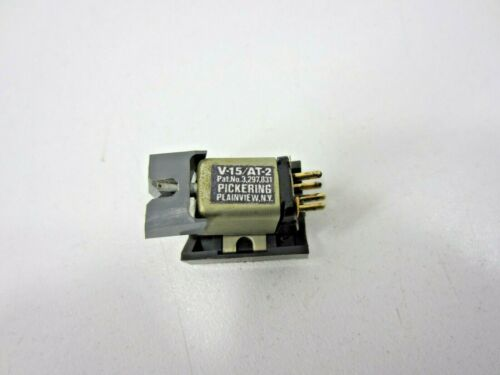 Fisher MC-4005 Audio System Replacement Part: V15 AT2 Pickering Cartridge