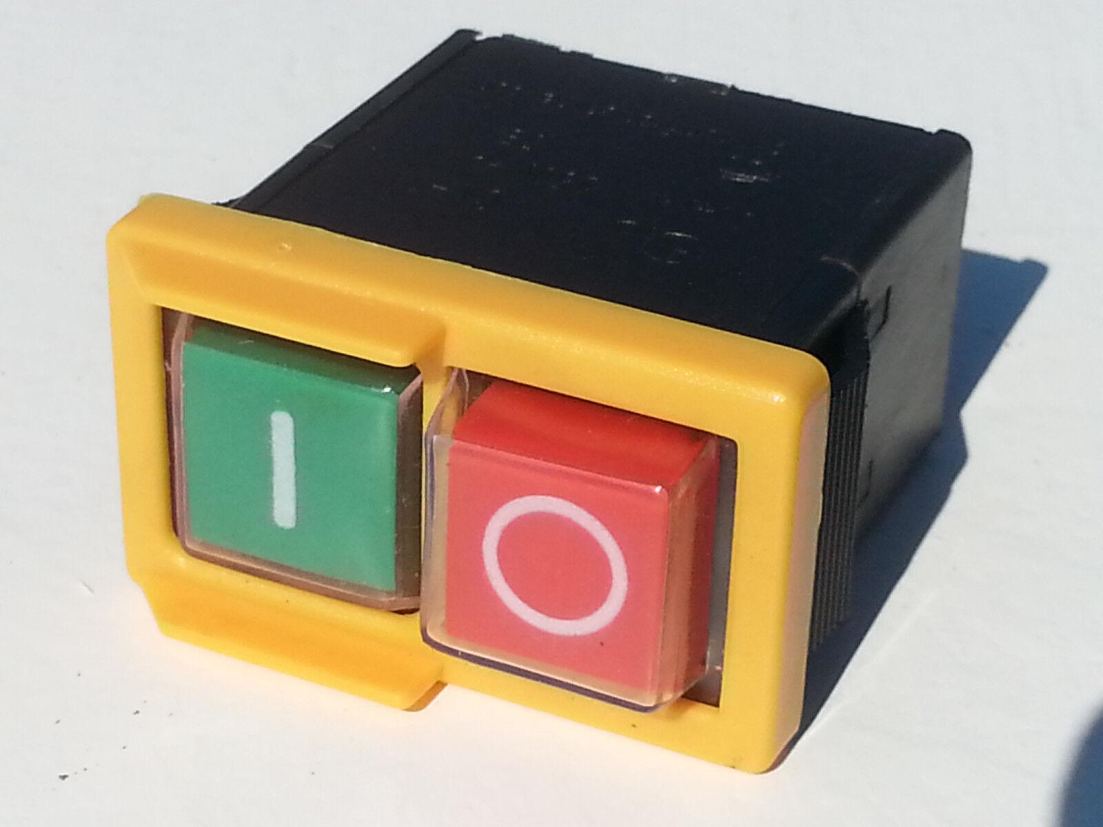 Schalter, Ersatzschalter passend für T.I.P. TS 8 Tischkreissäge mit 650 Watt