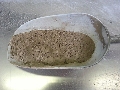 Fly Ash Class F 30 Lbs - Admixture For Concrete. Countertops Green Building