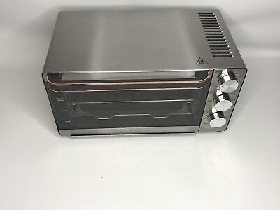 Crux CRX14543 6-Slice Convection Toaster Oven