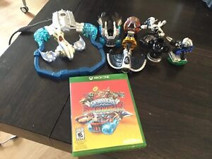 Skylanders et jeux  Xbox one