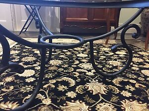 Glass top coffee table Brighton Bayside Area Preview
