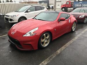 2010 Nissan 370z SUPERCHARGED - set up incroyable - FINANCEMENT