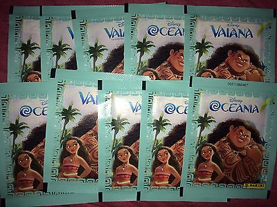 50 Packets Packs of Moana Stickers Panini Party Bag Filler