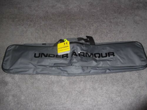 Brand New Under Armour Lax Womens Travel Bag Lacrosse Grey
