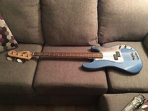 Basse Fender Precision Mexicaine  Saguenay Saguenay-Lac-Saint-Jean image 4