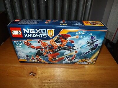 LEGO, NEXO KNIGHTS, MACY'S BOT DROP DRAGON, KIT #70361, 153 PCS, NIB, 2017
