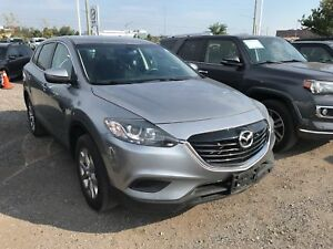 2014 Mazda CX-9 GS AWD GS AWD, HTD SEATS, BLUETOOTH, BACKUP CAM,