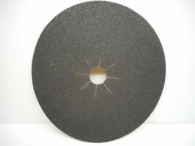 5 Pack Of 17 X 2 Essex Silver Line 36 Grit Slotted Sanding Disc For Floor Sand
