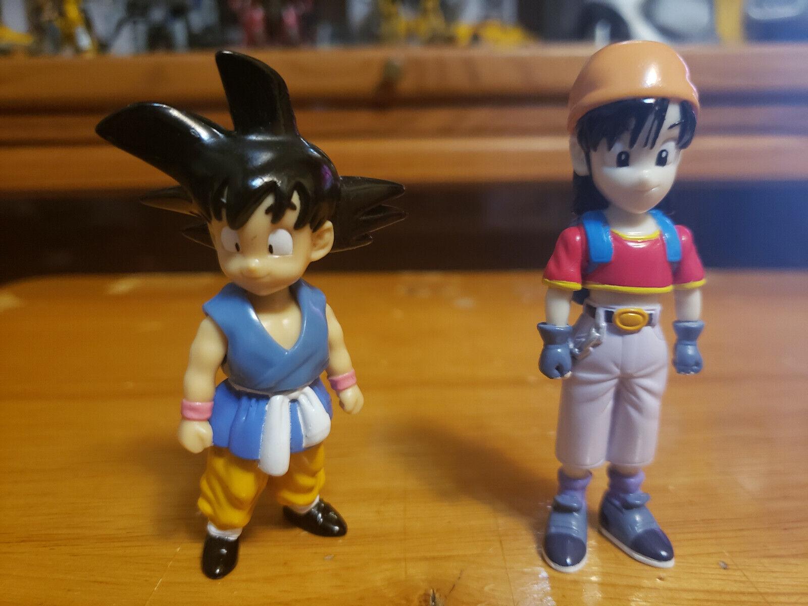 Character:Kid Goku and Pan Vol 28:BANDAI Dragonball Z  and Dragon Ball GT super battle collection AB Toys & Irwin
