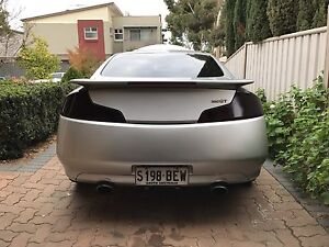 Nissan V35 Manual Low Kms Swap/Trade Gilles Plains Port Adelaide Area Preview