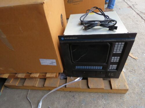 Allen Bradley 6160-pcn2 B T60 Operator Interface Terminal  Remanufacture