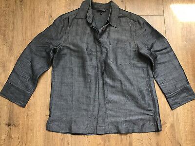 J.Crew Linen Shirt M