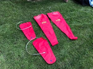 NRS Inflatable air bags for kayaks