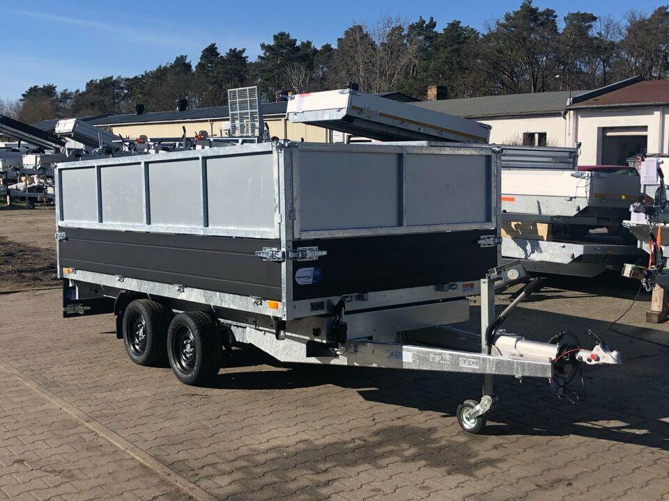 ⭐Saris E-Kipper K1 356 184 3500 kg 2 35 cm Rampenschacht Black in Schöneiche bei Berlin