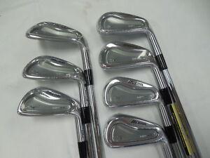 New Mizuno MP H4 Iron set 4-PW Dynamic Gold x100 EXTRA Stiff flex Irons MP H 4