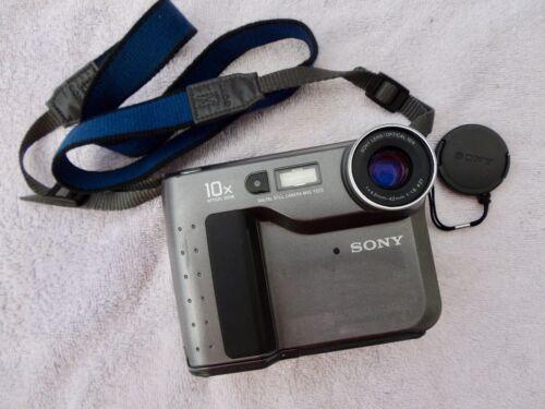 SONY MVC-FD73   Digital Still Camera