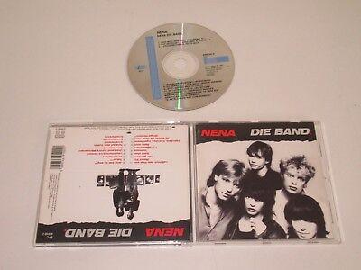 NENA/DIE BAND(EPIC EPC 469100 2) CD ALBUM