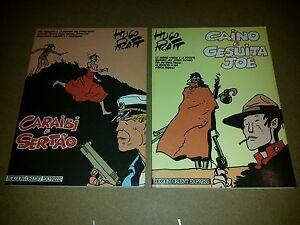 Hugo Pratt - Caino e Gesuita Joe - Caraibi e Sertao - Orient Express - 1 Ed. - Italia - Hugo Pratt - Caino e Gesuita Joe - Caraibi e Sertao - Orient Express - 1 Ed. - Italia