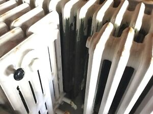 Cast Iron Rads (6 in total)