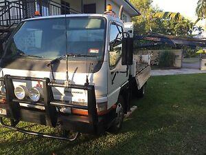 Mitsubishi Tipper. Drives like a car. Hoist. 3.5 Ton pay load Fannie Bay Darwin City Preview