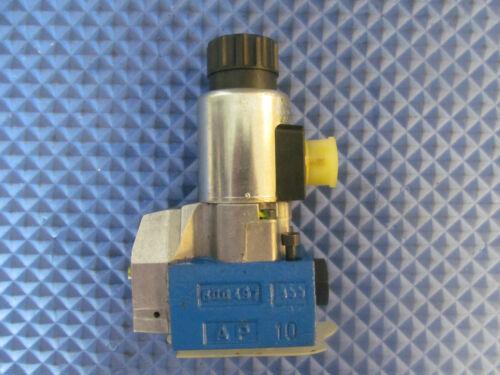 NOS Rexroth Solenoid Valve M-3 SEW 6 U33/420 M G24 N9Z4 Free Shipping