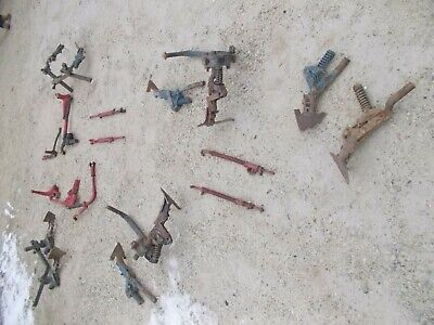 International Super A Sa Ih Tractor Almost Complete Set Of Cultivator Parts