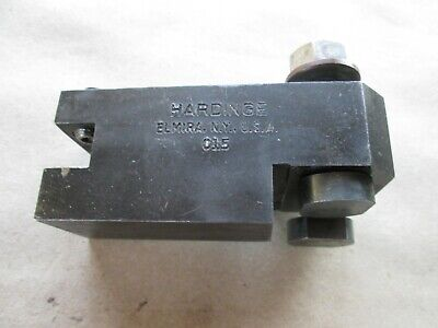 Hardinge Tool Holder C15 Hardinge Chucker Good Condition